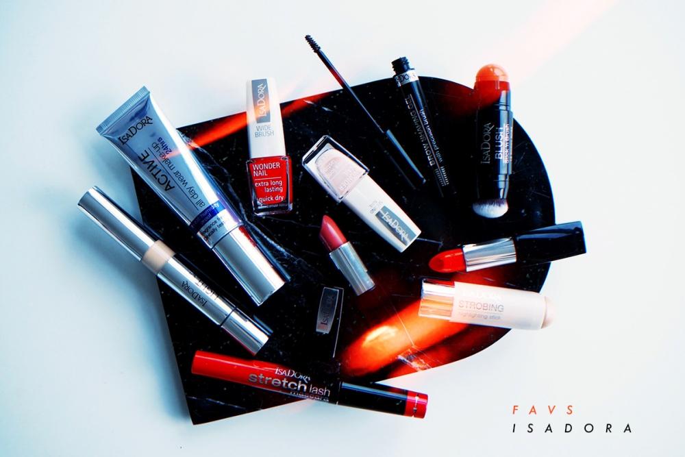 Isadora Make-up