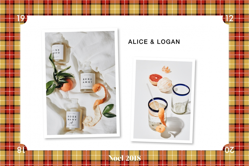 Alice & Logan