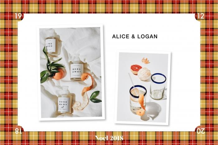 Alice &Logan