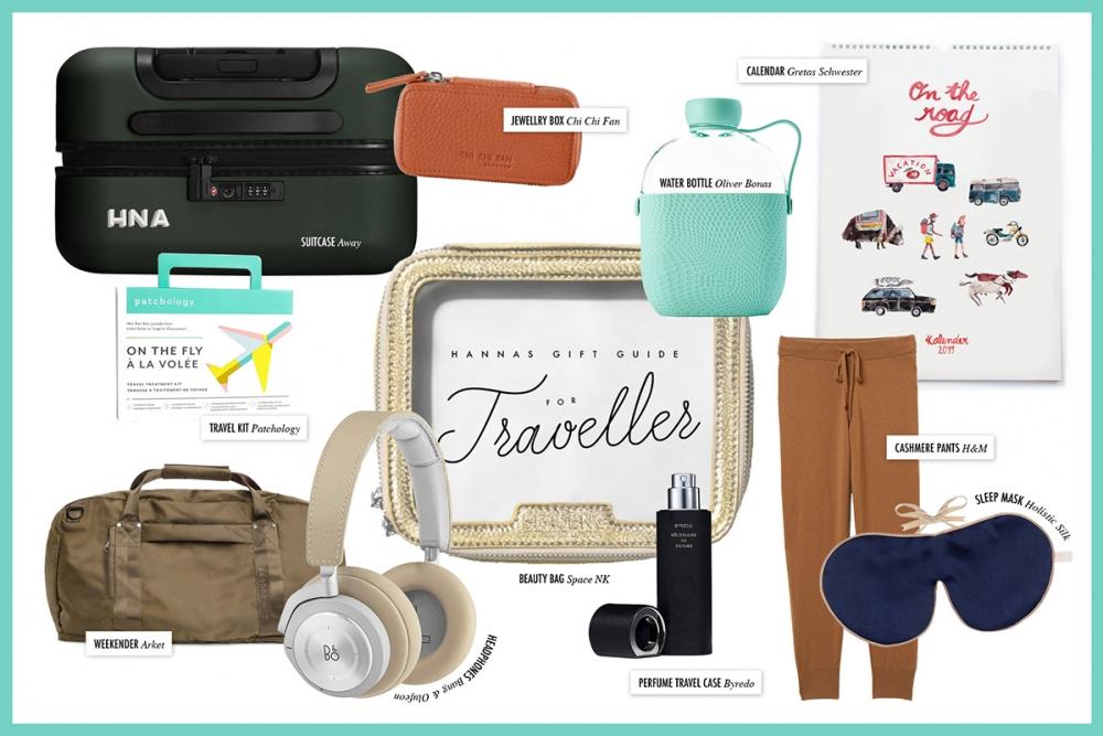 Gift Guide Traveller