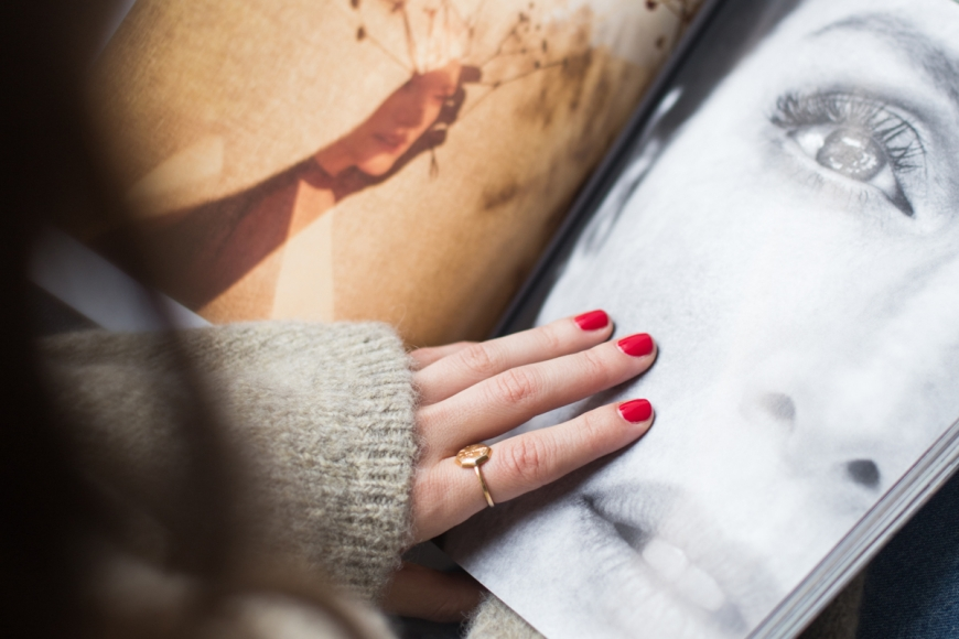 Porter Magazine Hanna Schumi