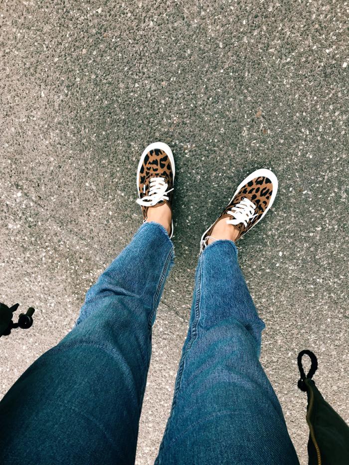Vans Leo Sneakers