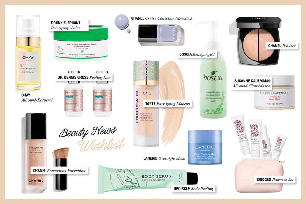 Beauty News Wishlist