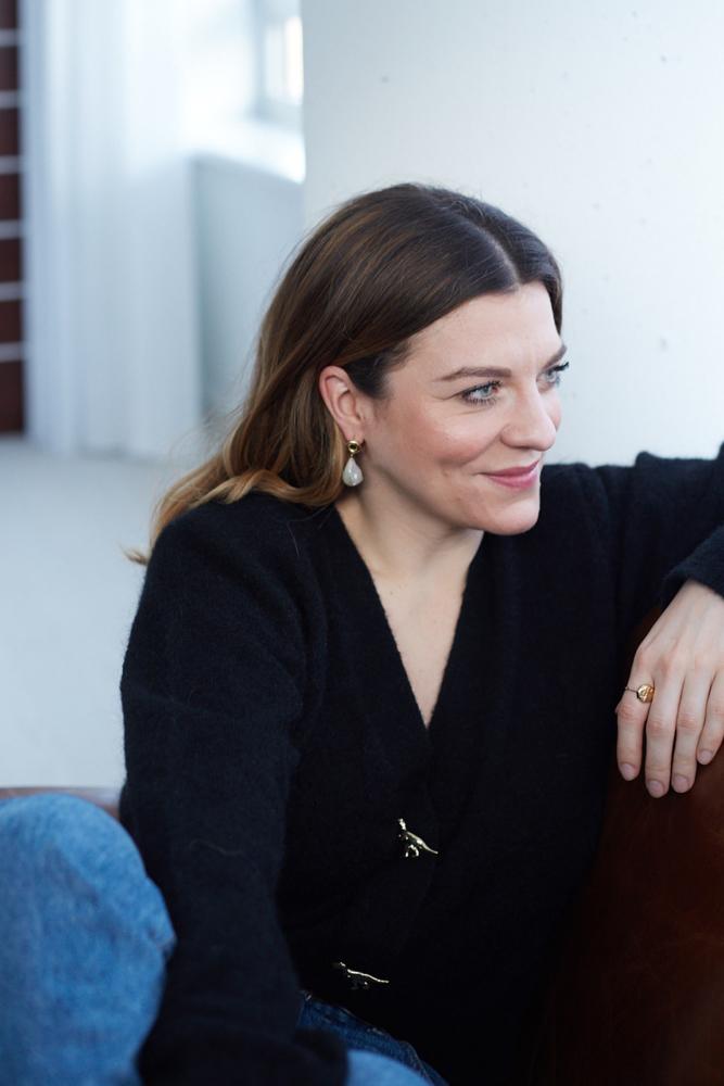 Hanna Schumi Nina Kastens Ohrring