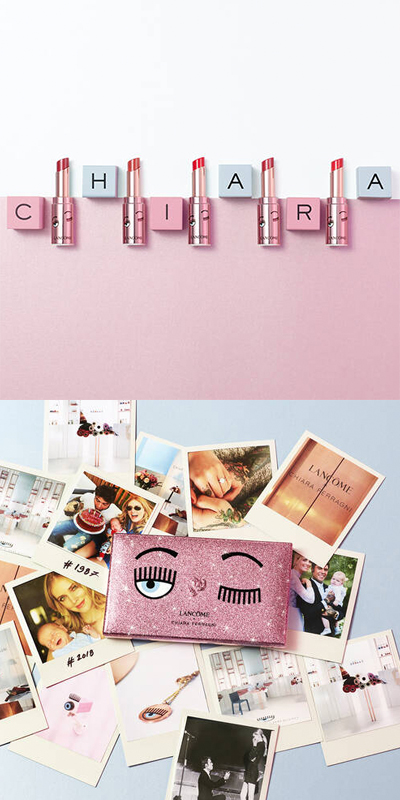 Lancome Beauty News Chiara Ferragni