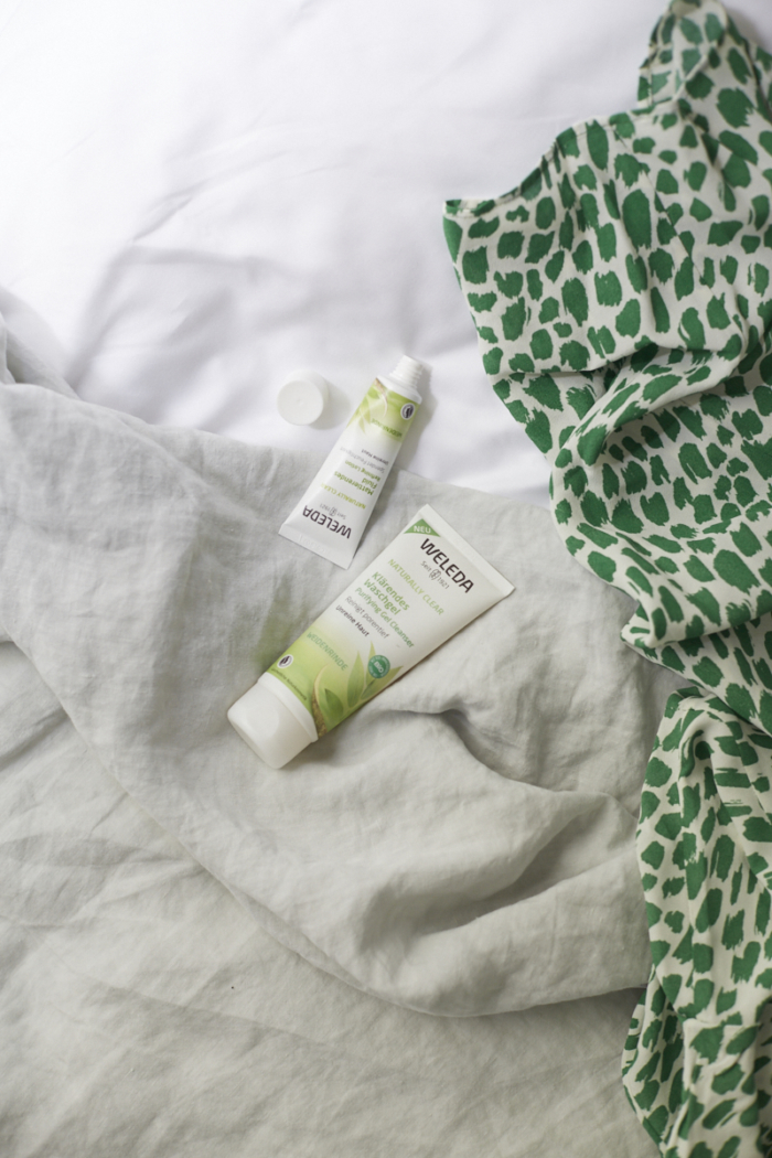 Weleda Naturally Clear Serie