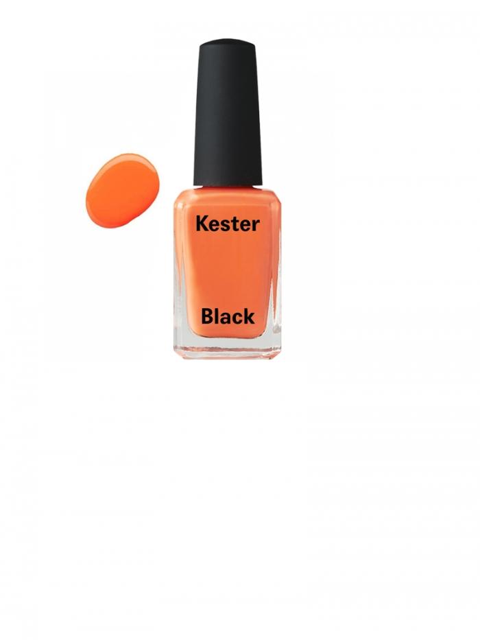 Kester Black Nagellack Neon Orange