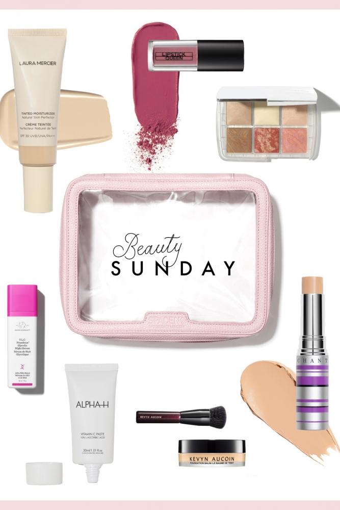 Beauty Shopping Sunday