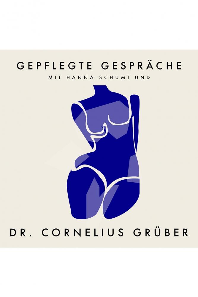 Gepflegte Gespräche Hanna Schumi Dr. Cornelius Grüber