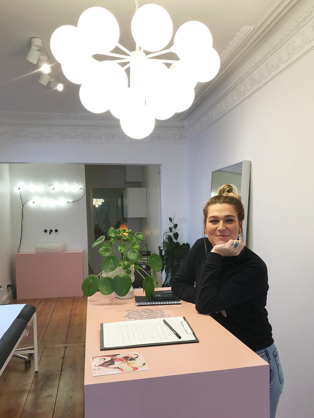 Hanna Schumi Microblading Jette Scherzer