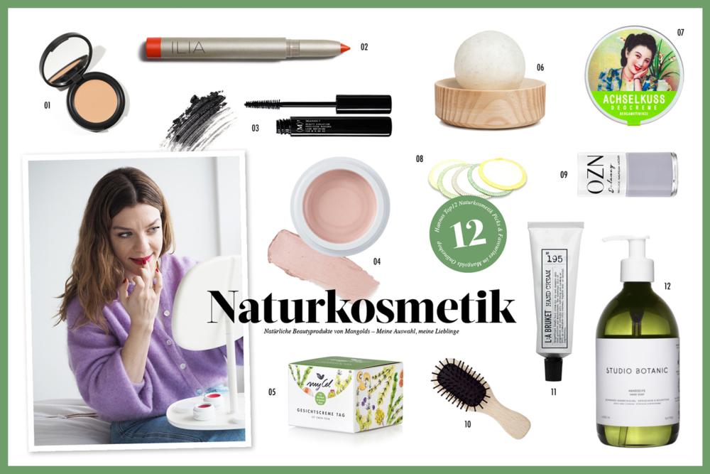 Mangold Naturkosmetik Shopping