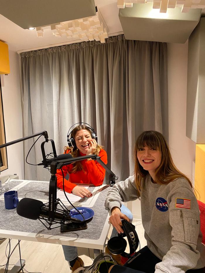 Dunja Kara Podcast Hanna Schumi