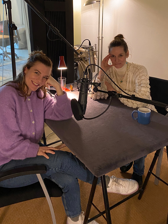 Susanne Kaloff Podcast Hanna Schumi