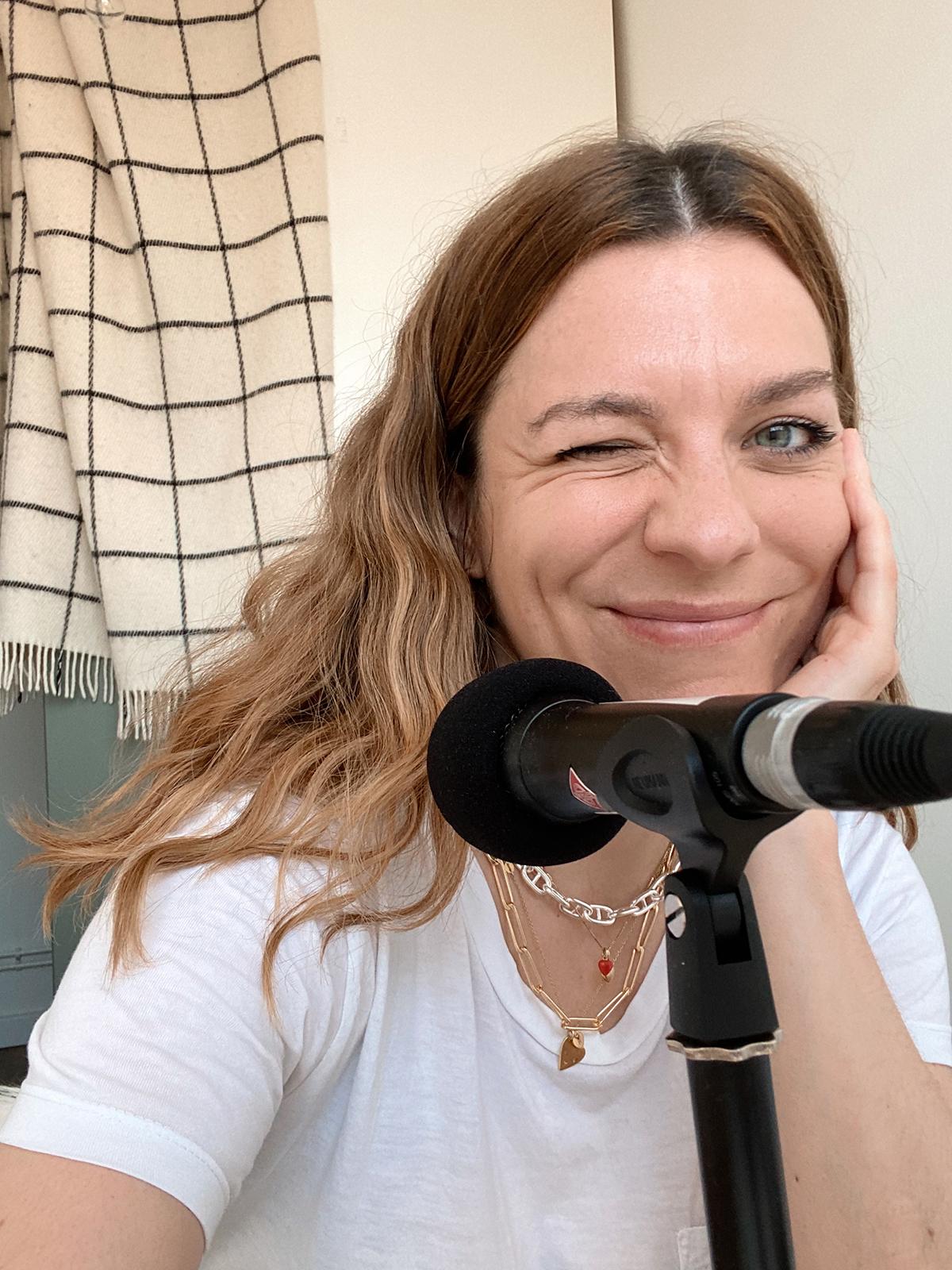 Podcast Gepflegte Gespräche Hanna Schumi