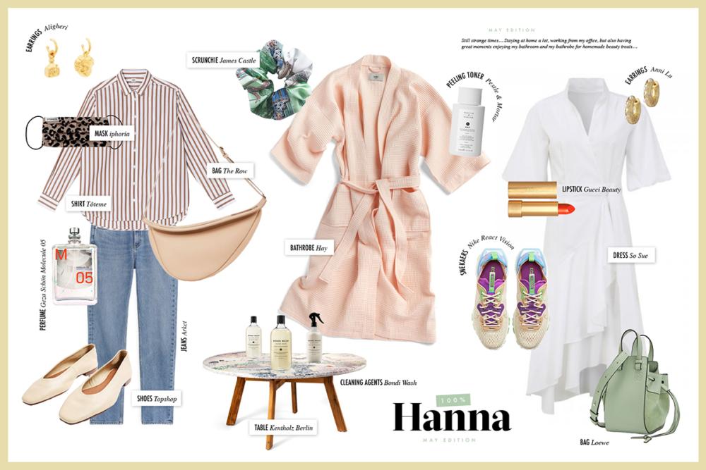 100% Hanna Schumi Style Mai 2020
