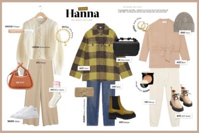 100% Hanna Oktober Herbst Style 2020