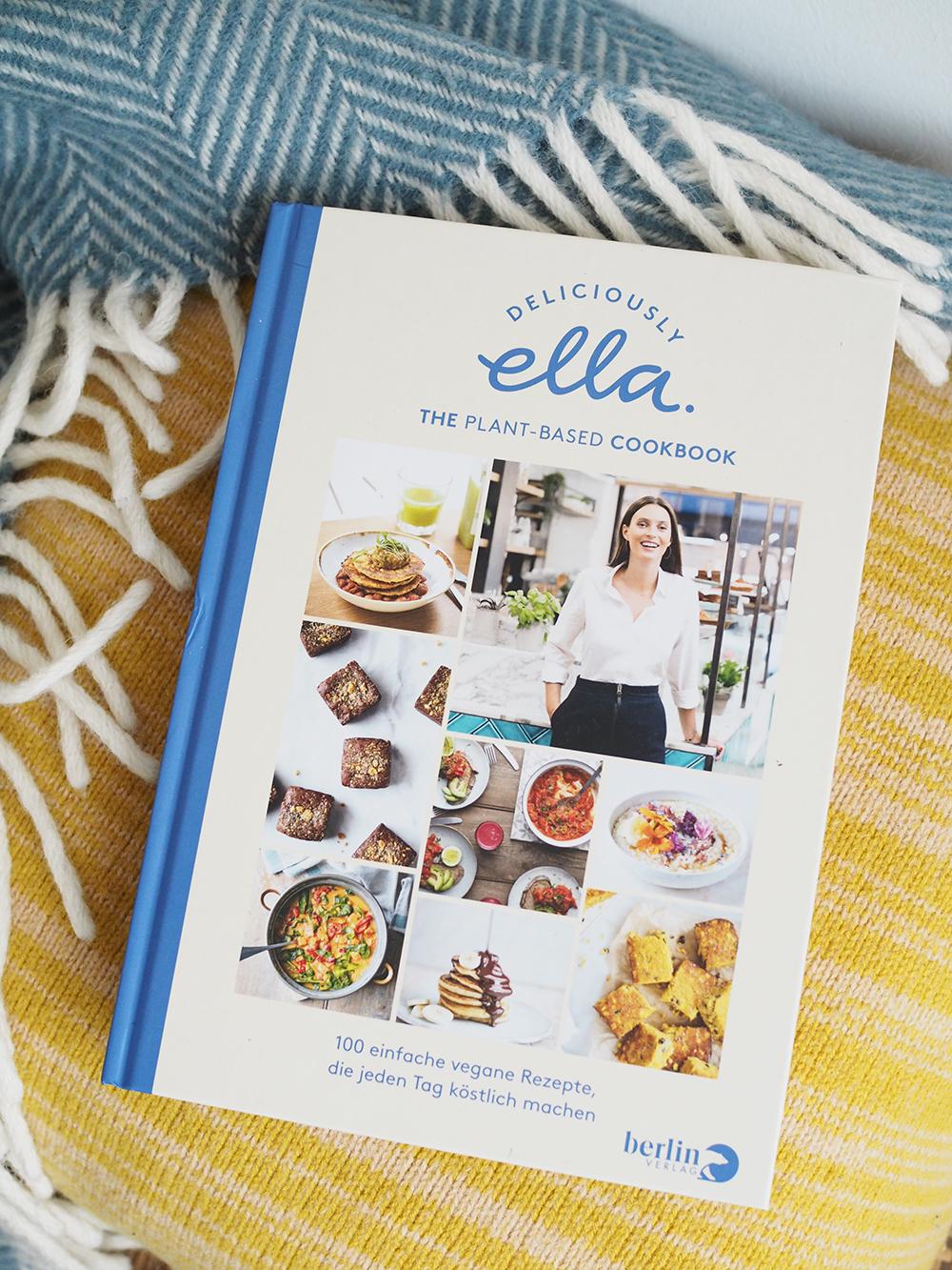 ella woodward deliciously ella the plant-based cookbook