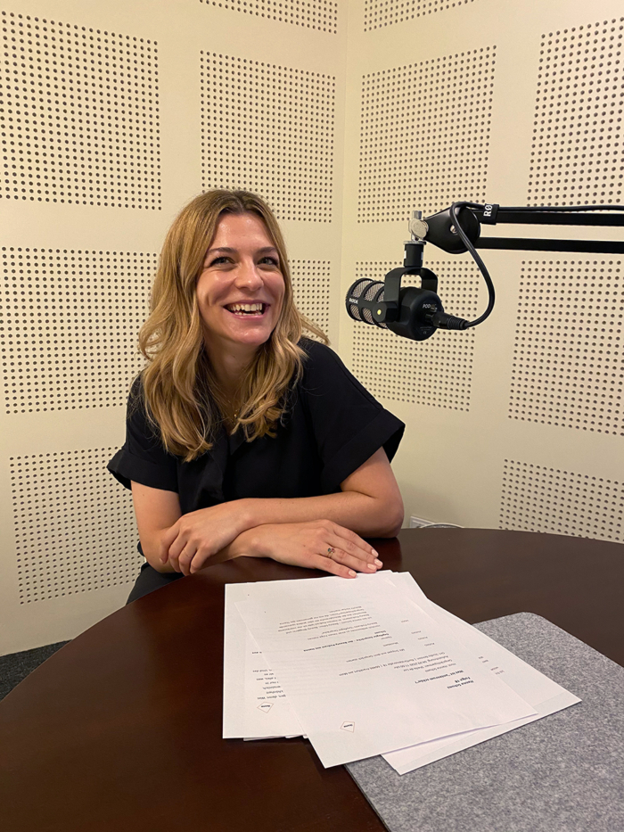 Beauty Podcast Hanna Schumi Gepflegte Gespräche