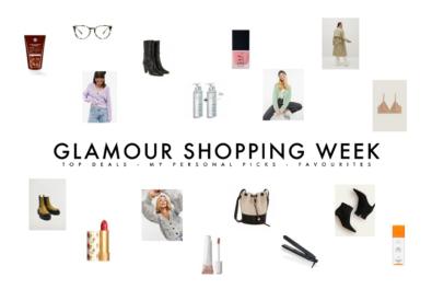 Glamour Shoping Week Okt 2020