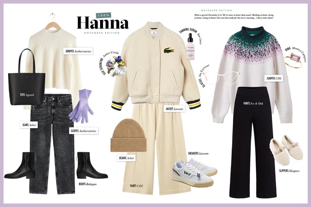 100% Hanna November