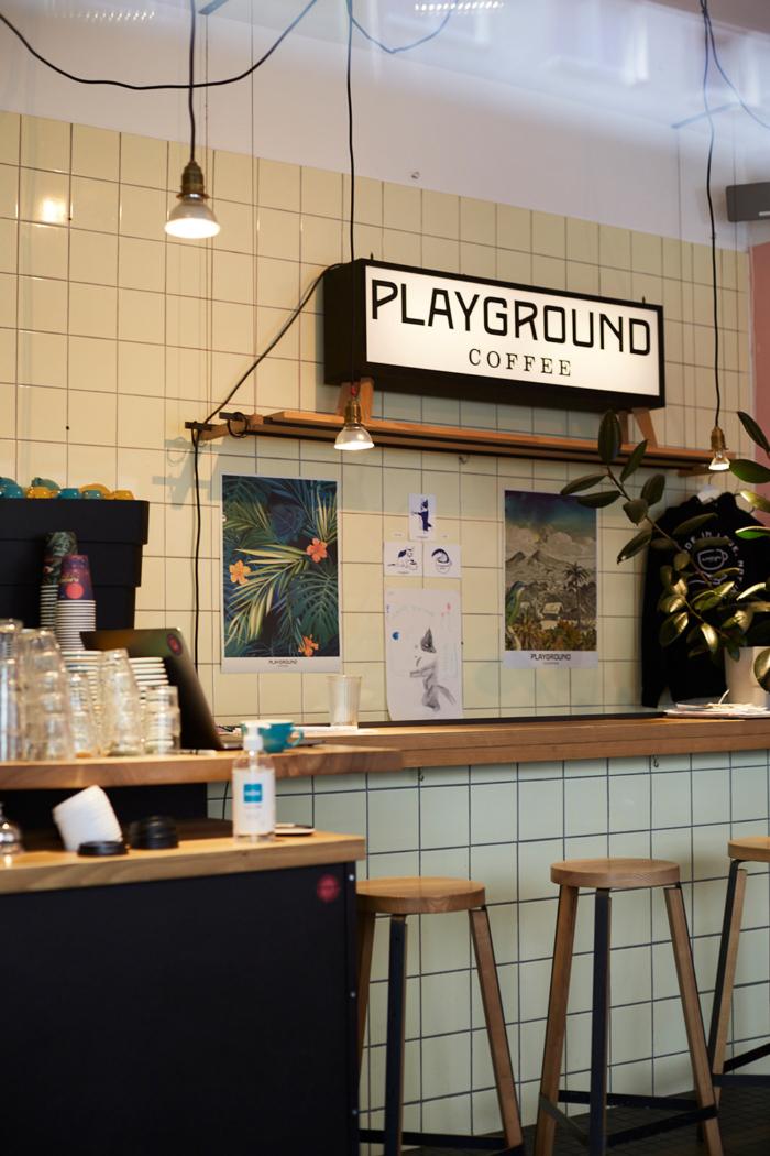 Hanna Schumi Yelda Yilmaz Playground Coffee Hamburg