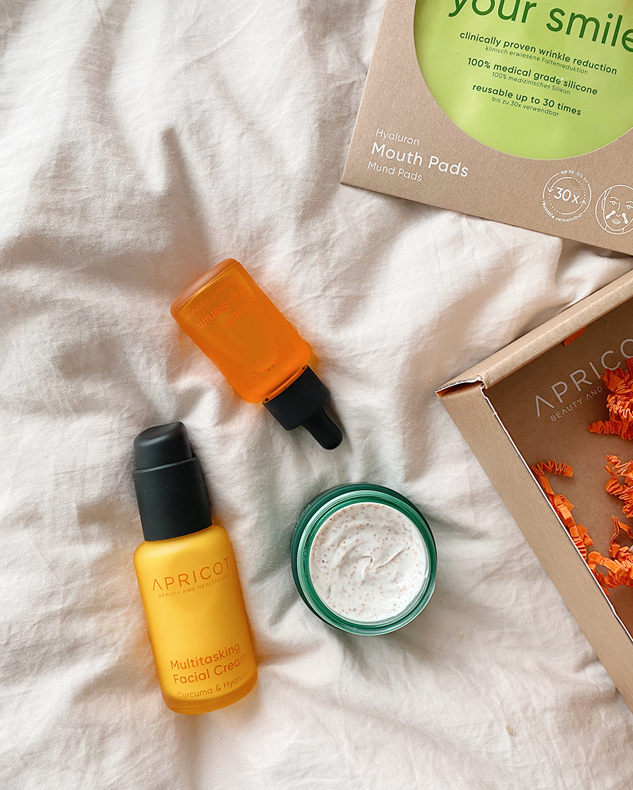 Apricot Beauty Naturkosemtik Pads Patches