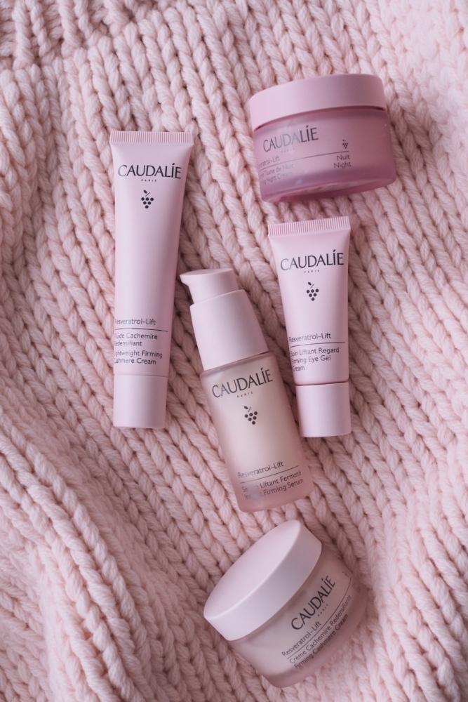 Caudalie Resveratrol Lift Hanna Schumi Skincare