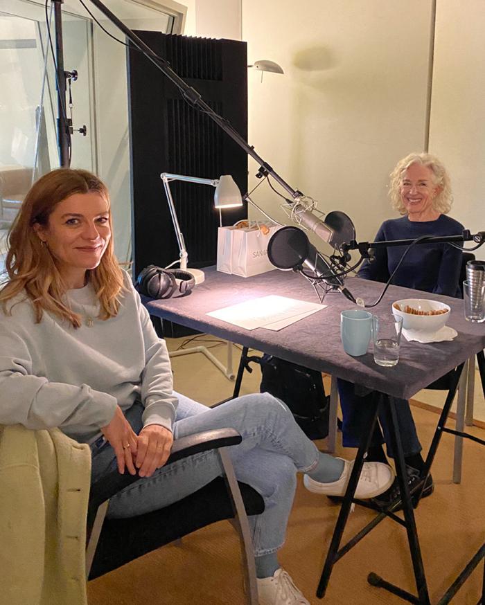 Podcast Aloe Vera Gepflegte Gespräche Hanna Schumi Sabine Beer Santaverde