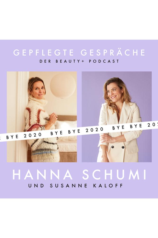 Podcast Susanne Kaloff Hanna Schumi Gepflegte Gespräche
