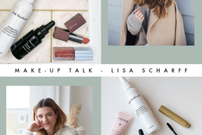 Beauty Live Talk IGTV Makeup Artist Lisa Scharff Organic