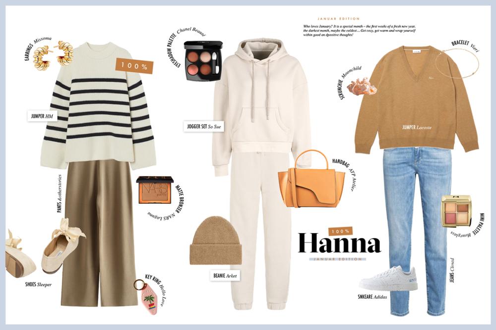 100% Hanna Jan 2021