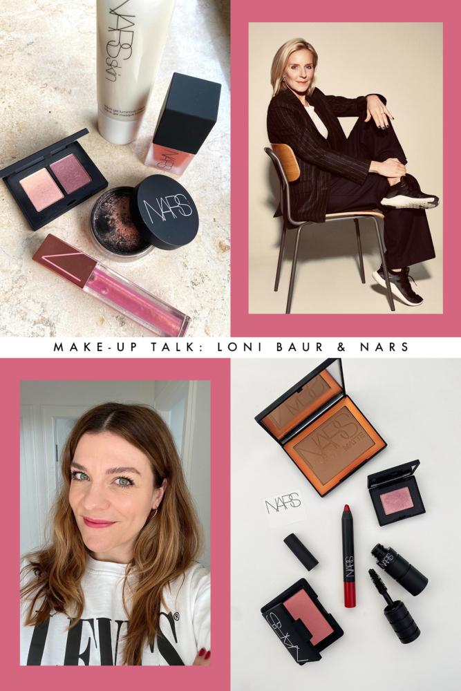 Loni Baur Makeup Talk Nars