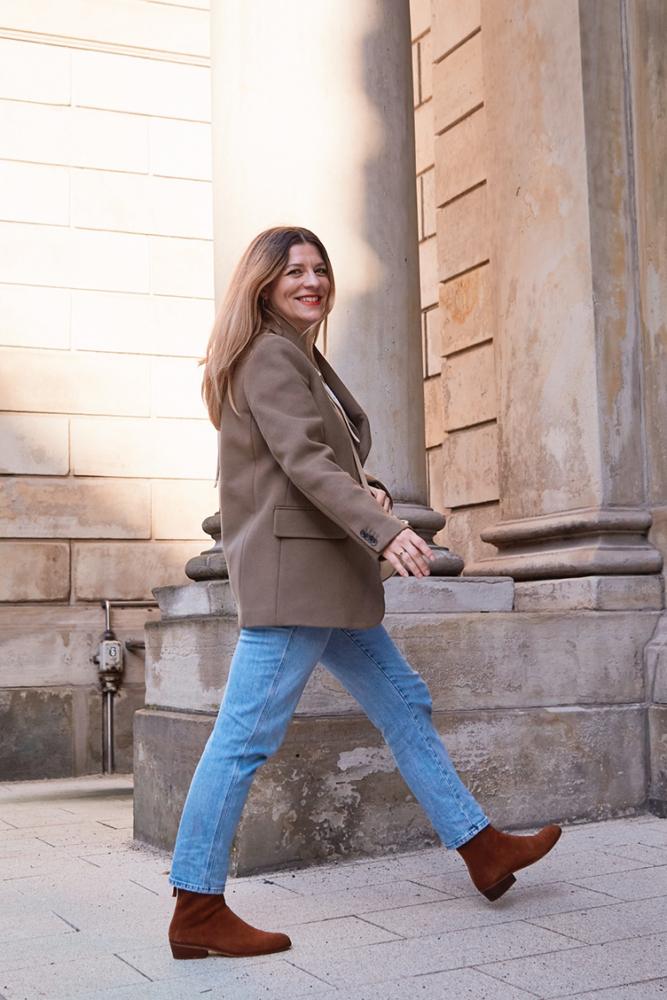 Hanna Schumi Closed Jeans