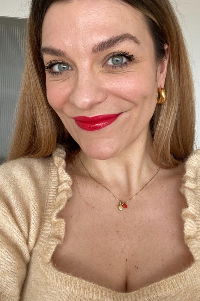 Hanna Schumi Chanel Lippenstift