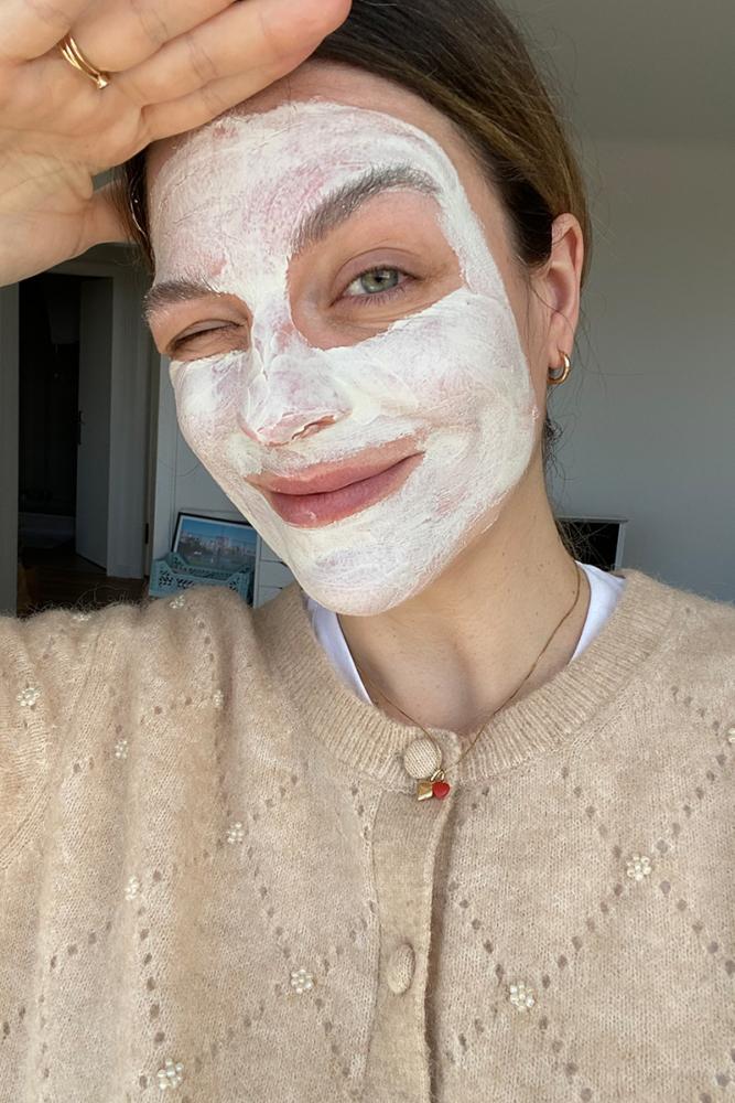 Hanna Schumi Maske