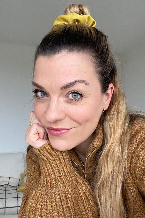 Oktober Makeu-Up Alltag Hanna Schumi Foundation